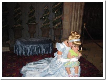 w Cinderella